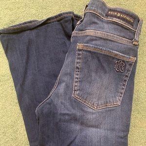Rock and Republic Kassandra Boot Cut jeans